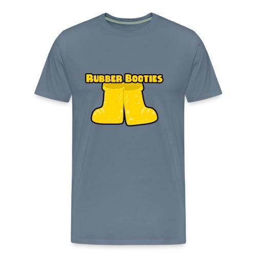 Rubber Booties - Men's Premium T-Shirt
