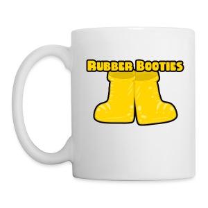 Rubber Booties - Coffee/Tea Mug