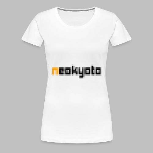 F - Women's Premium T-Shirt
