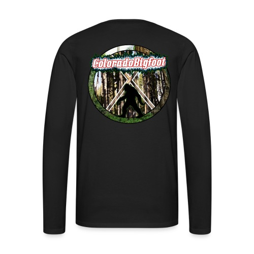 ColoradoBigfoot Explorer - Men's Premium Long Sleeve T-Shirt
