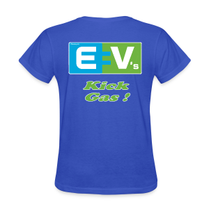 Women's Standard T- EV2 kicks Back - Women's T-Shirt