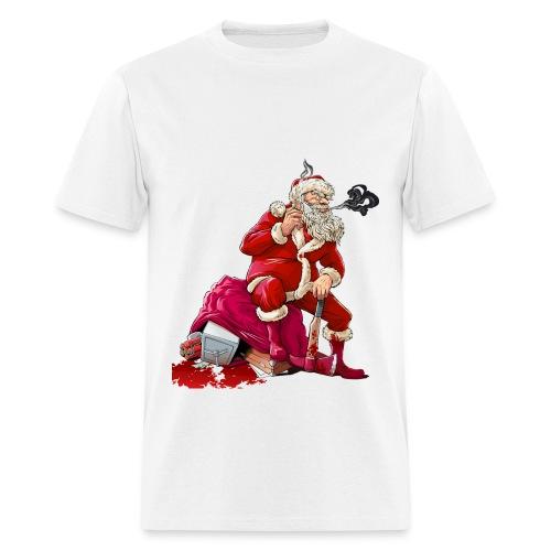 JyeNa Inc. Bad Santa Xmas - Men's T-Shirt
