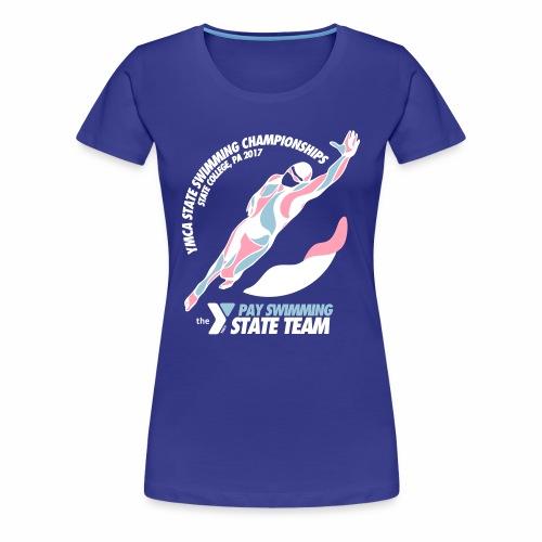 PAY Y States 2017 Women's - Women's Premium T-Shirt