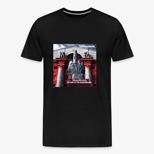 MonuMental album cover Men's T-shirt - Men's Premium T-Shirt