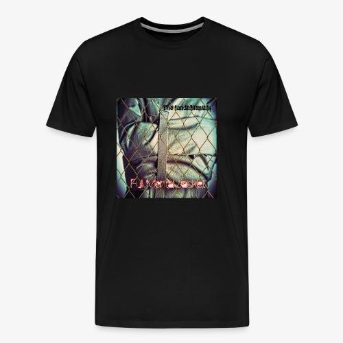 Full 'Mental Jacket Men's T-shirt - Men's Premium T-Shirt