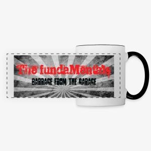 Barrage From The Garage coffee mug - Panoramic Mug