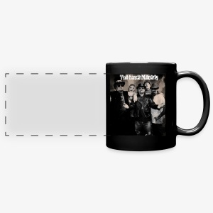 Band Photo coffee mug solid color - Full Color Panoramic Mug