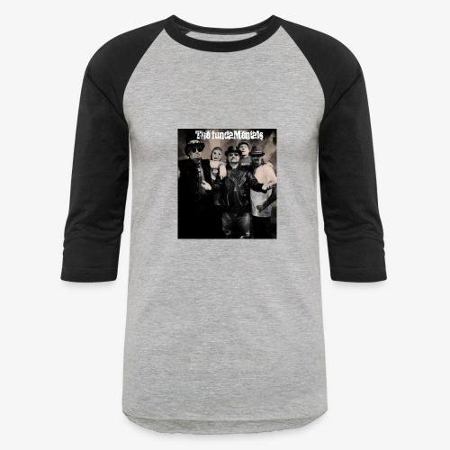 Band Photo baseball t-shirt - Baseball T-Shirt