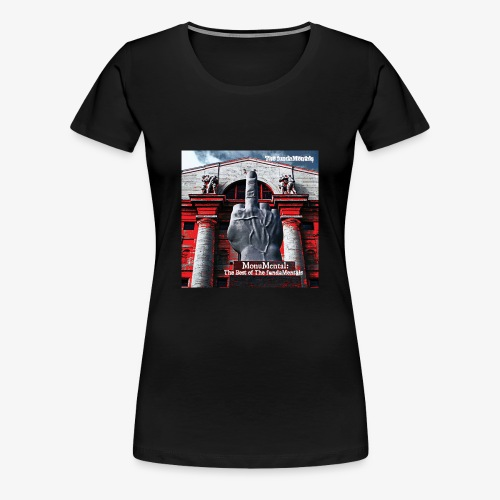 MonuMental album cover Women's T-shirt - Women's Premium T-Shirt