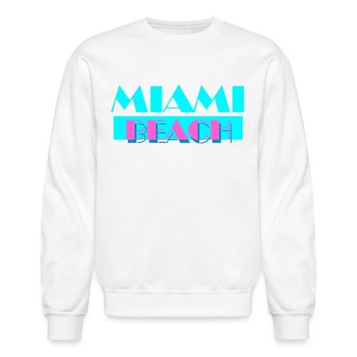 MIAMI BEACH CREWNECK - Crewneck Sweatshirt