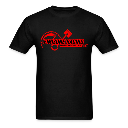 Red Logo - Men - Men's T-Shirt