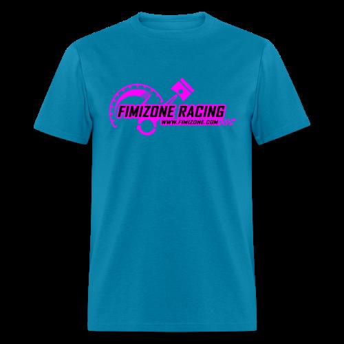 Pink Logo - Men - Men's T-Shirt