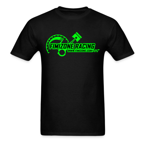 Green Logo - Men - Men's T-Shirt
