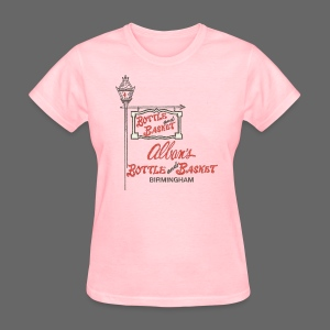 Alban's Bottle and Basket - Birmingham Michigan - Women's T-Shirt