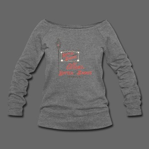 Alban's Bottle and Basket - Birmingham Michigan - Women's Wideneck Sweatshirt