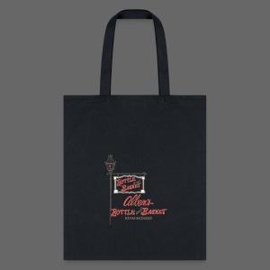 Alban's Bottle and Basket - Birmingham Michigan - Tote Bag