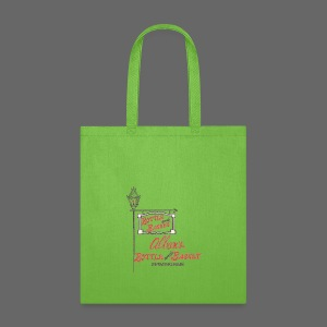Alban's Bottle and Basket - Birmingham Michigan - Tote Bag