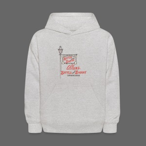 Alban's Bottle and Basket - Birmingham Michigan - Kids' Hoodie