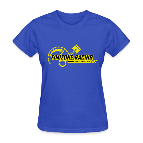 Yellow Logo - Women - Women's T-Shirt