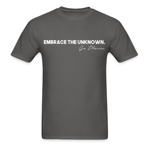 Embrace the Unknown Tee - Men's T-Shirt