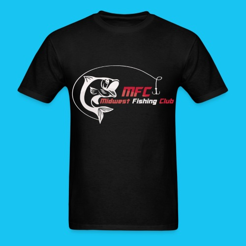 MFC Logo T Black  - Men's T-Shirt