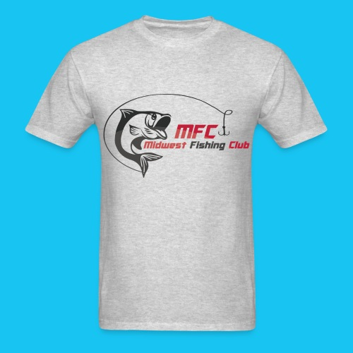 MFC Logo T Gray - Men's T-Shirt