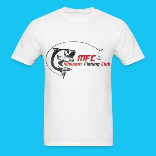 MFC Logo T White - Men's T-Shirt