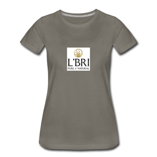 L'BRI Convention t-shirt test - Women's Premium T-Shirt