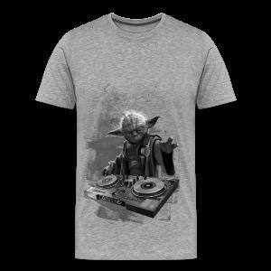 DJ Yoda Tee - Men's Premium T-Shirt