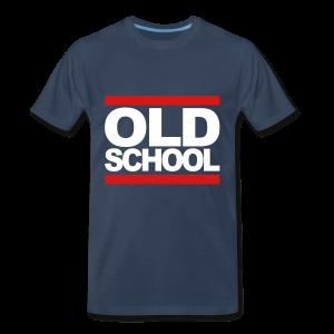 Old School Tee - Men's Premium T-Shirt
