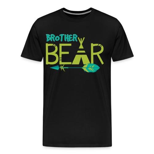 Brother Bear  - Men's Premium T-Shirt