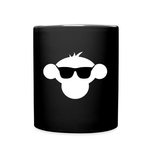 Munkimotion Full Color Mug : black - Full Color Mug