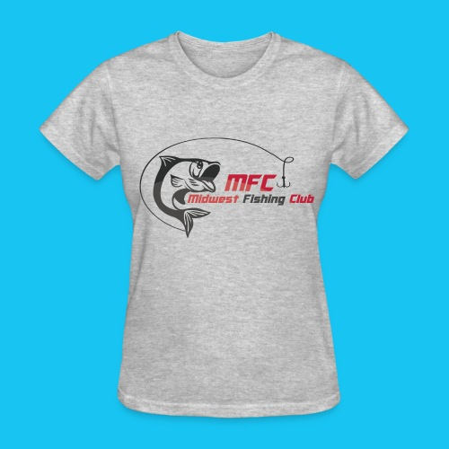 MFC Logo Woman's Gray - Women's T-Shirt