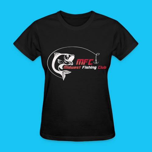 MFC Logo Woman's Black - Women's T-Shirt