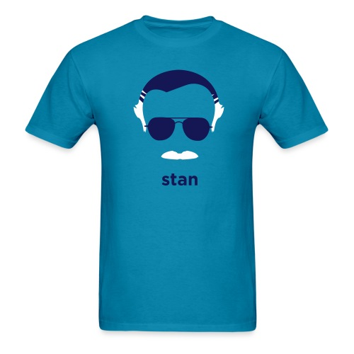 [stan-lee] - Men's T-Shirt