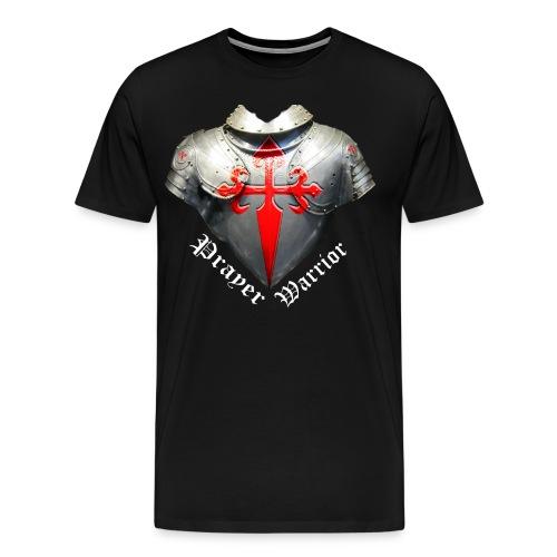 Prayer Warrior - Men's Premium T-Shirt