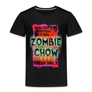 Zombie Chow Kid's T - Toddler Premium T-Shirt