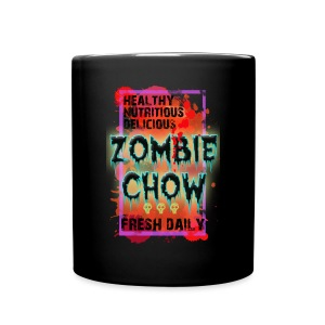 Zombie Chow Mug - Full Color Mug