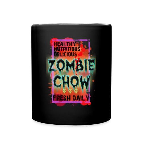 Zombie Chow Mug - Full Color Mug