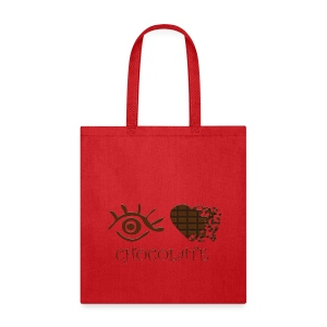 Eye-Love Chocolate - Tote Bag