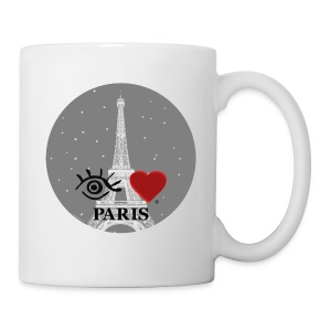 Eye-Love Paris - Coffee/Tea Mug
