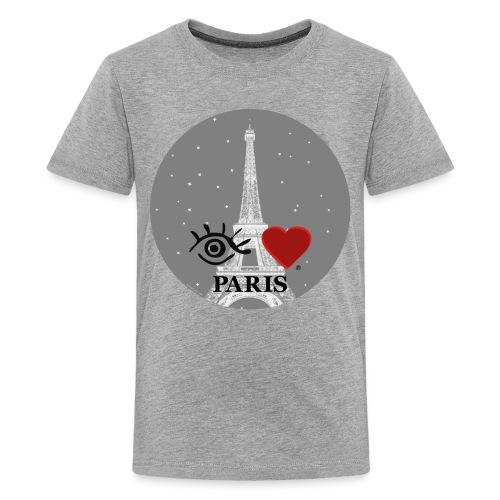 Eye-Love Paris - Kids' Premium T-Shirt