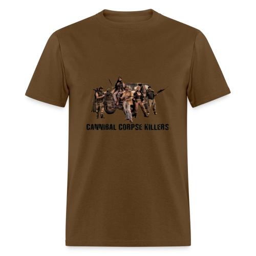 CANNIBAL CORPSE KILLERS Tee - Men's T-Shirt