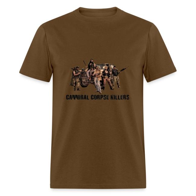 """CANNIBAL CORPSE KILLERS"" Tee"