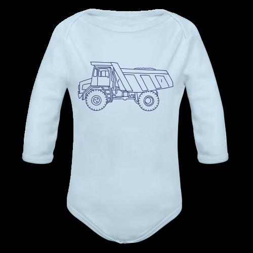 Dump truck or semitrailer