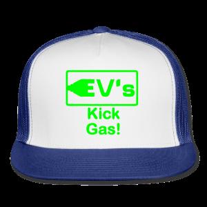 Trucker Cap- EV kicks - Trucker Cap