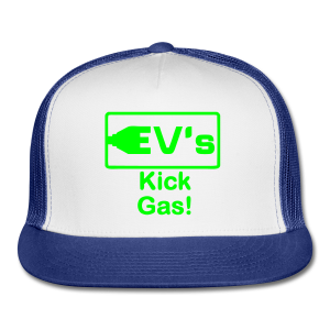 Trucker Cap- EV kicks - Trucker Cap