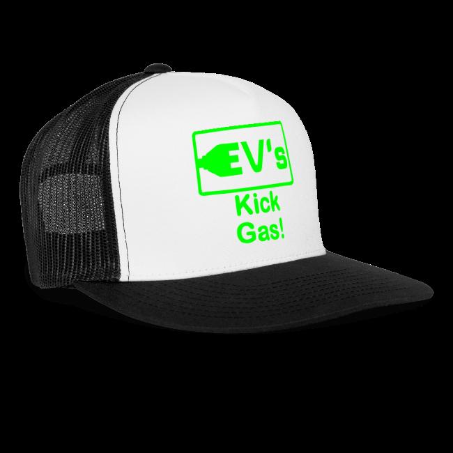 Trucker Cap- EV kicks