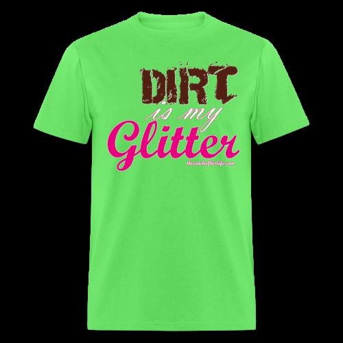 DirtismyGlitter - Men's T-Shirt