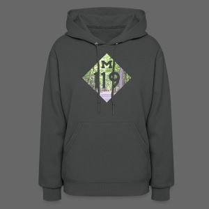 M-119 Tunnel of Trees  - Women's Hoodie